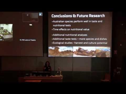Deakin Seaweed Public Lecture