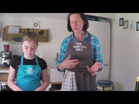 Moroccan lamb meatballs recipe | Cooking with children | The Cooking Shed