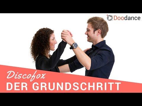 Discofox Tanzen Lernen