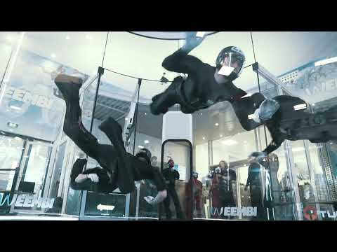 Highlights of the FAI World Indoor Skydiving Championships 2019