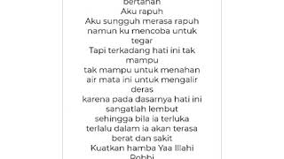 Hadad Alwi - Astaghfirullah instrumental (quotes by AOS)