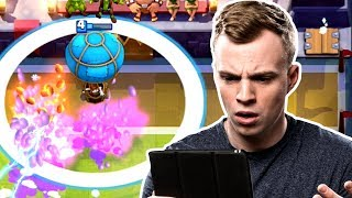 Clash Royale - GET ME IN THE END ZONE!