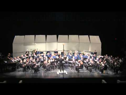 Austin Symphonic Band Performing Alligator Alley by Michael Daugherty