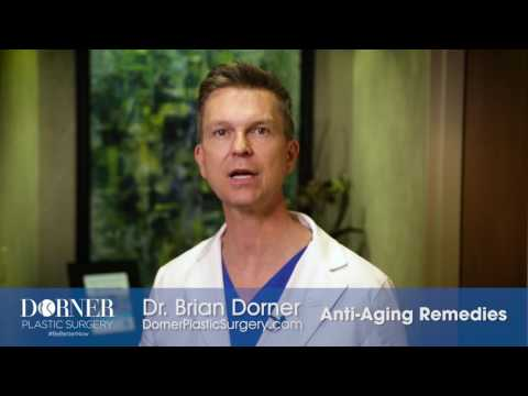 Anti-Aging Remedies with Columbus Plastic Surgeon Dr. Brian Dorner