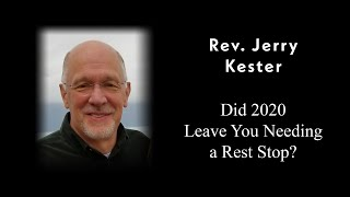 Did 2020 Leave You Needing a Rest Stop?