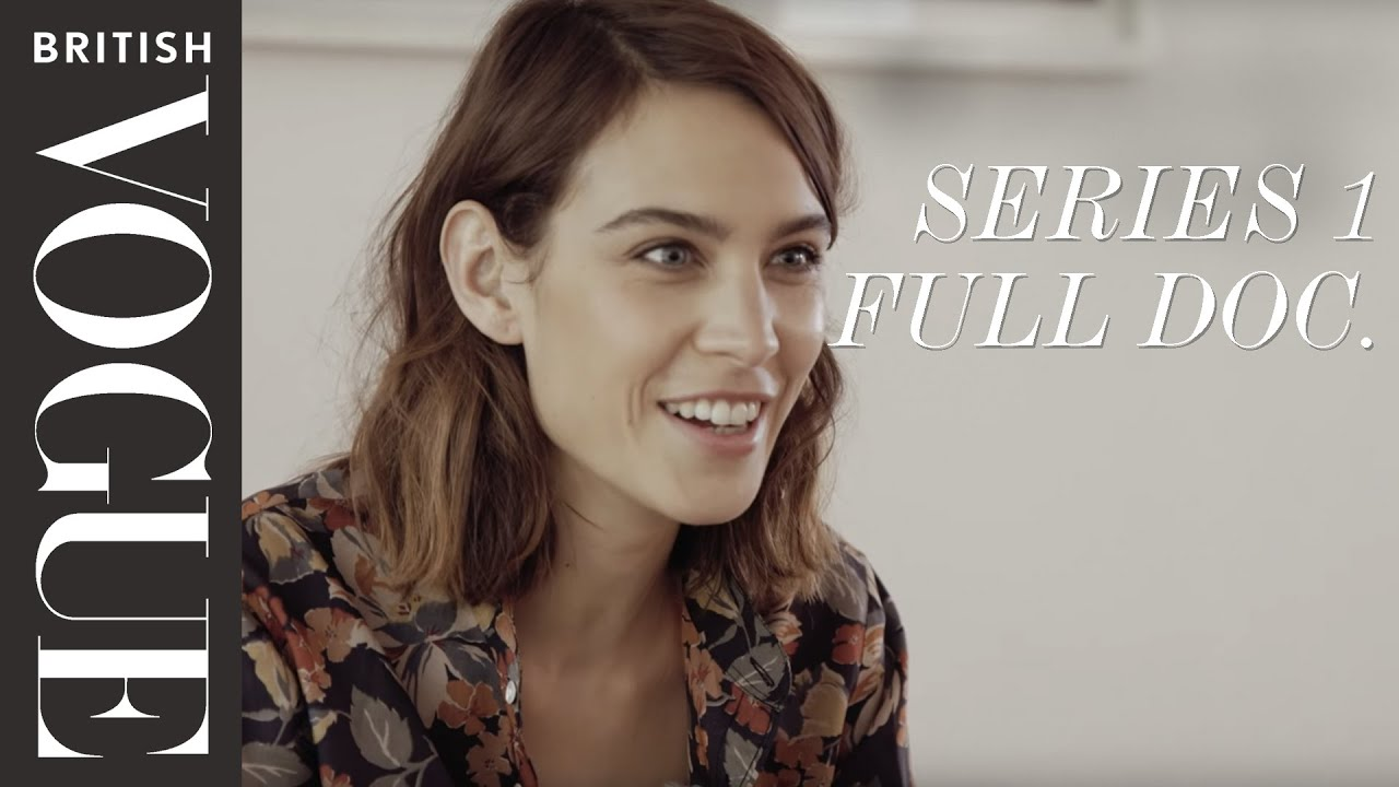 Alexa Chung - 'The Future of Fashion' - Season 1 & 2 (Full)