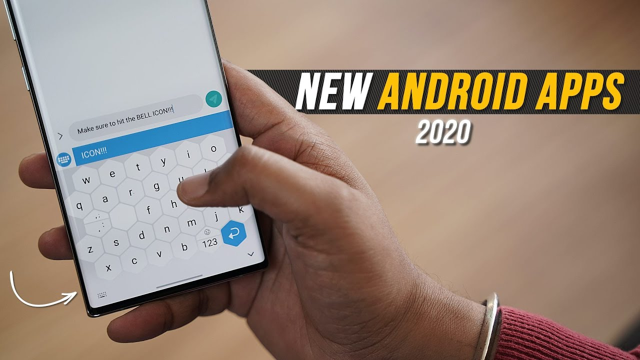 8 Cool New Android Apps You Should Use - 2020 - YouTube
