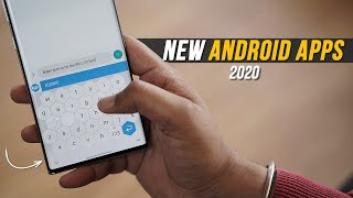 8 Cool New Android Apps You Should Use - 2020