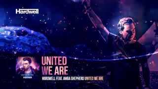 Hardwell feat. Amba Shepherd - United We Are (Lyric Video)