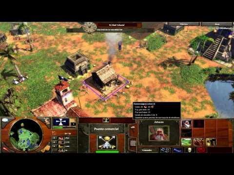 Age of Empires 3   Campaña   Acto I: Misión 5 - El Circulo Osseus