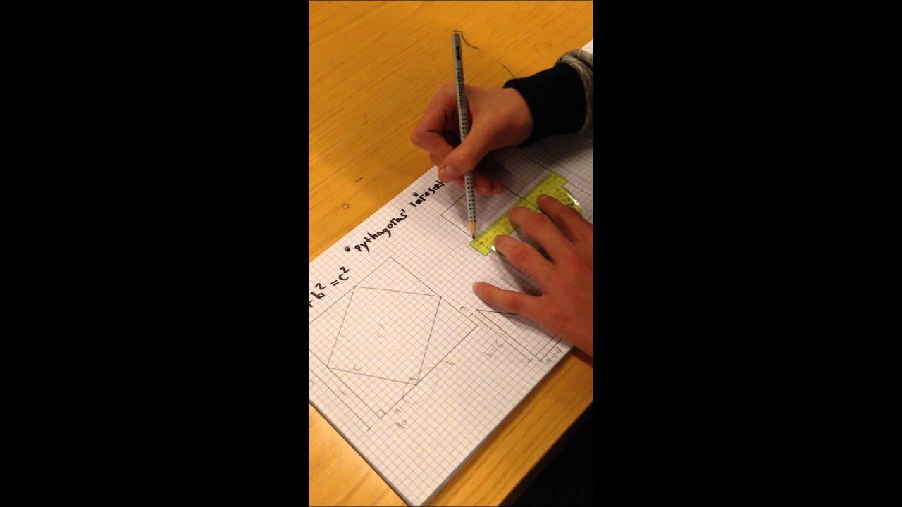 Peter Seidenfaden-Pythagoras læresætning