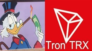 Sleeping Giant TRON TRX Positioning For A Complete Takeover