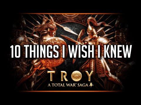 10 Things I Wish I Knew Before Playing Total War Saga: TROY |