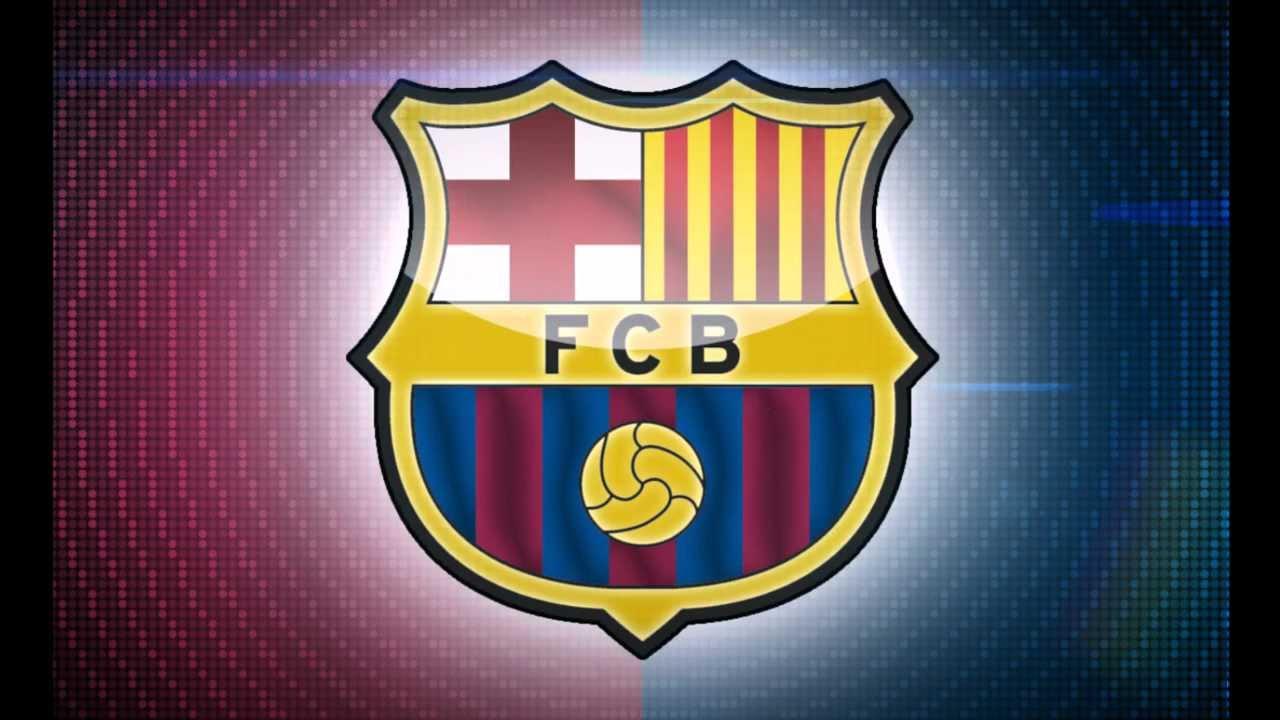Messi Wallpaper 2014 3d Fcb Logo Youtube