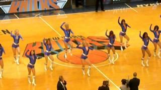 New York Knicks Cheerleaders