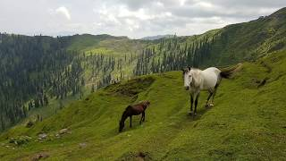 Pakistan AJK Valley natural beauty.