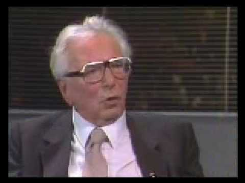 Frankl S'th African TV Interview 1985 3 of 3