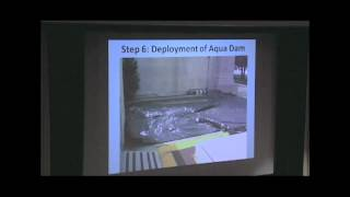 Federal Triangle Floodproofing Seminar: Presentation by David Samec