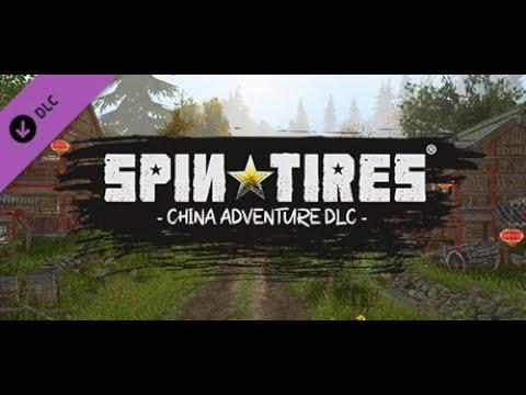Spintires® - China Adventure DLC - Обновление игры Спинтайрес , новые DLS |
