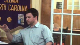 Mike Rusher on North Carolina and Johnston County 2012 Election Statistics