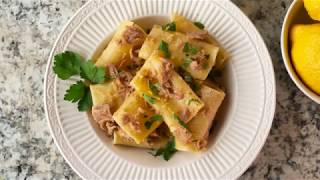 Gambar cover Tuna Over Paccheri by Cento Fine Foods®