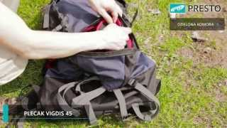 Plecak trekkingowy Vigdis 45 Fjord Nansen na www.sklep-presto.pl