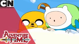 Adventure Time | What Happened to Ooo? | Cartoon Network
