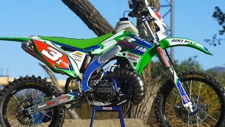 Extreme KX300 2 stroke Offroad Build - Dirt Bike Magazine