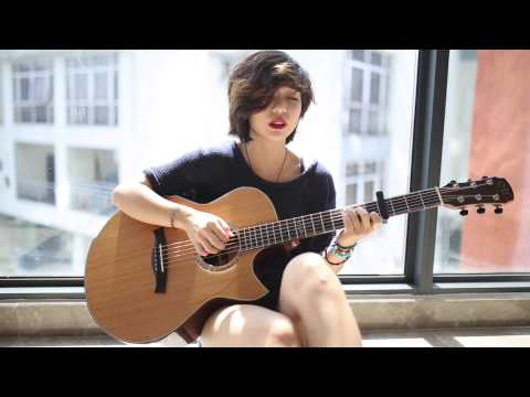 Talitha Tan - Okay (Acoustic @ Happyfingers Studios)