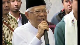 Download Video Ma'aruf Amin Bertemu dengan Komunitas Difabel MP3 3GP MP4