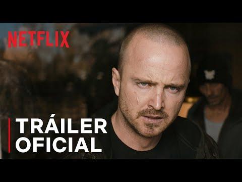 El Camino: Una Película De Breaking Bad | Tráiler Oficial | Netflix