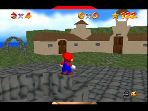 3D Tazmily Recreated in Mario 64 « EarthBound Central