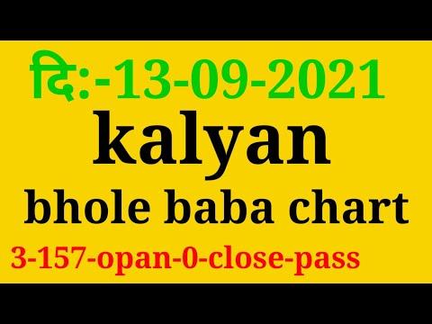 kalyan matka 13-09-2021 KA kalyan MATKA || लखपति/ बनने का ट्रिक /2021 FIX kalyan dhamaka