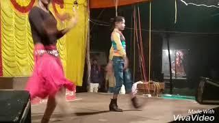 Only boys enjoy new jatra dance (HD)2017