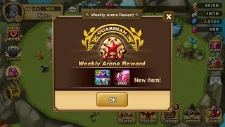 Summoners War - G3 Rush Hour Arena 23/10/16 By Wpe - EP.78