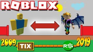 🌟How TO PLAY ROBLOX OF [2009] and Have TIX!!!
