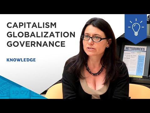 Interview : Marie Laure Djelic, Capitalism, Globalization and Governance