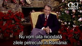 Evanghelistul Billy Graham a trecut la cele vesnice - reportaj AOTV