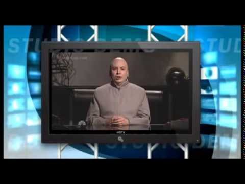 Saturday Night Live 2014   Dr Evil Interrupts SNL Cold Open To Mock Sony & North Korea Hacking