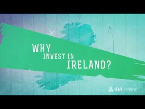 Touchdown In Ireland - Invest in Ireland