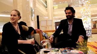 Встреча с Баруном Собти в Москве / Интервью 30.01.2019