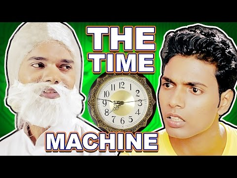 The Time Machine Spoof in Hindi | Travel in The Time | Pakau TV Channel