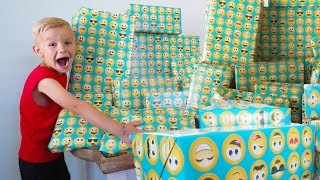 Birthday Surprise! | Opening BIRTHDAY Presents for 6th Birthday!!