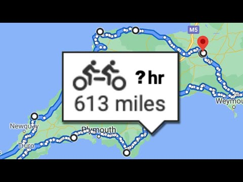 Download Almost the END of our 600mile Tandem Tour | Ep.6 | 1000km Cycling England's Hilliest Coastline