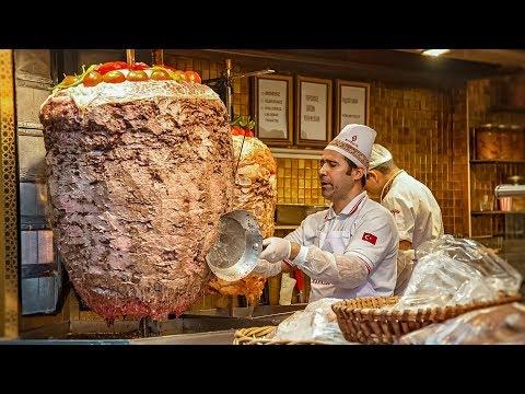 Istanbul Street Food  Best Food in Turkey  Istanbul Food