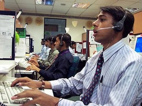 Virus phone scam being run from call centres in India