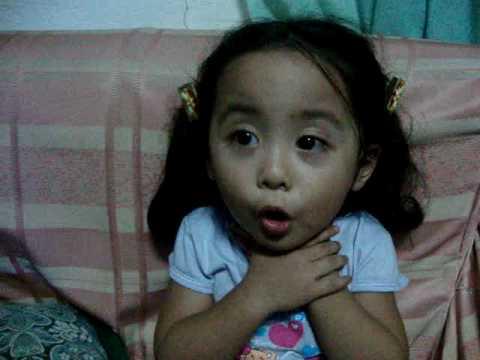 malayo pa ang umaga a 2 years old...