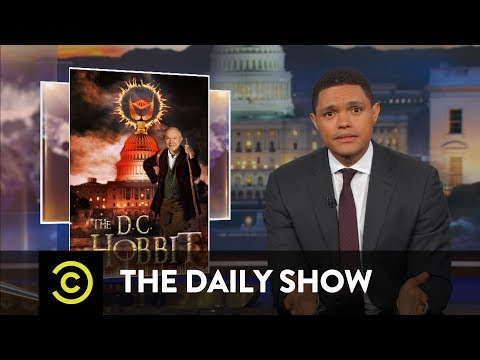 Download Youtube: Rumors over Robert Mueller's Fate & Jeff Sessions in the Senate Hot Seat: The Daily Show