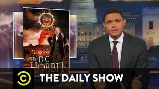 Rumors over Robert Mueller's Fate & Jeff Sessions in the Senate Hot Seat: The Daily Show Free HD Video