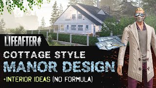 LifeAfter Manor Design - Cottage House - NO FORMULA